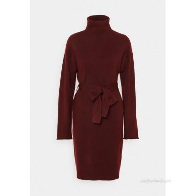 Anna Field Jumper dress bordeaux