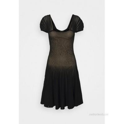 Emporio Armani Jumper dress nero/black