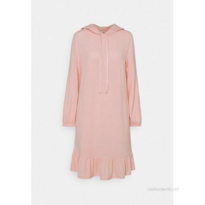 Freequent FQLIVANA Jumper dress silver/pink/light pink