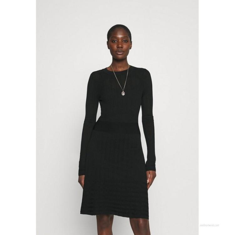 NIKKIE JOYCE DRESS 2IN1 Jumper dress black