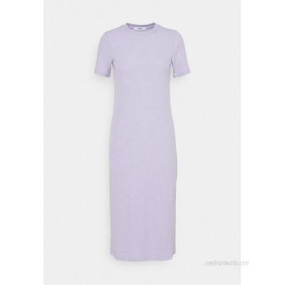 ONLY ONLZOE MIDI DRESS  Jumper dress purple heather/purple