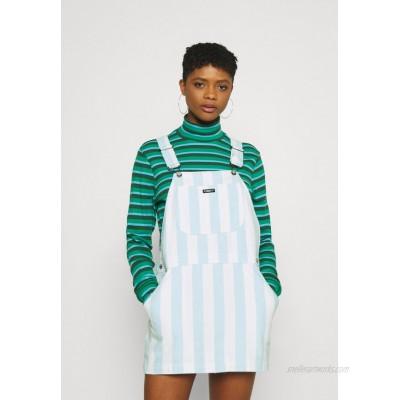 Obey Clothing REX OVERALL DRESS Denim dress china blue/blue