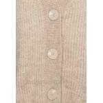 Selected Femme SLFLIPA CARDIGAN Cardigan sandshell melange/offwhite